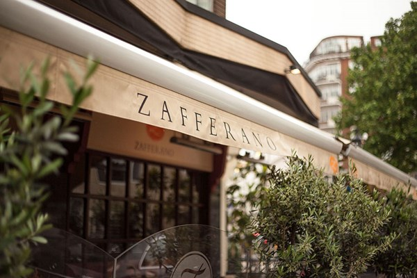 Zafferano - London