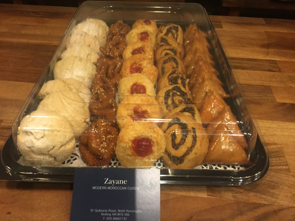 Zayane Restaurant - London