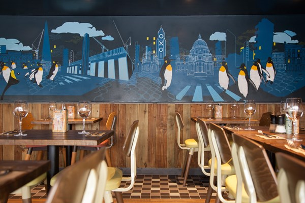 Zizzi - Bankside - London