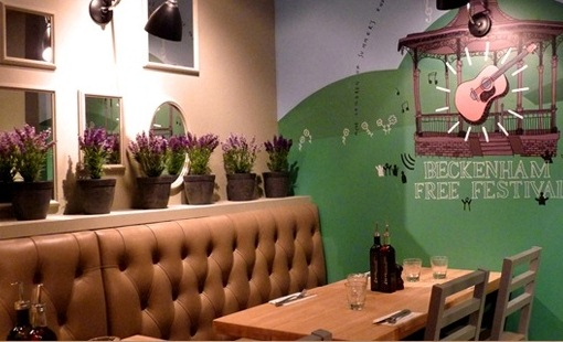Zizzi - Beckenham - Yttre London