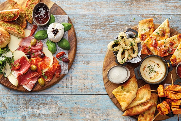 Zizzi - Birmingham Brindley Place - West Midlands