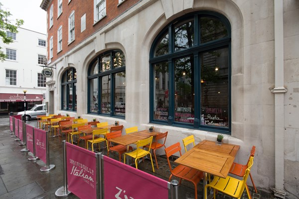 Zizzi - Bow Street - London