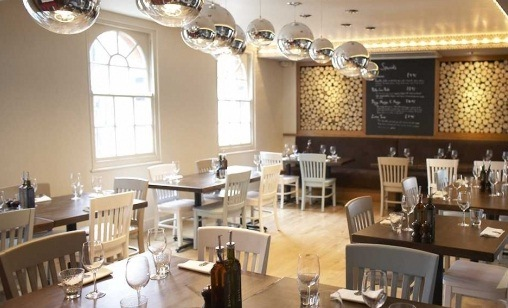 Reserve a table at Zizzi - Brighton