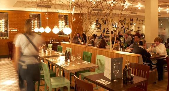 Reserve a table at Zizzi - Bromley