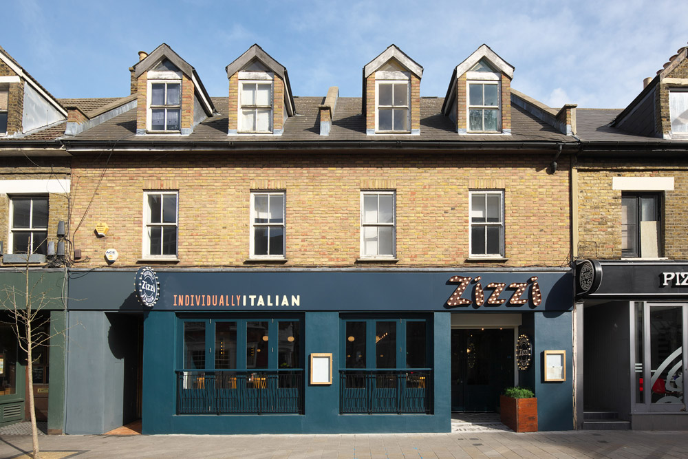 Zizzi - Bromley - Greater London