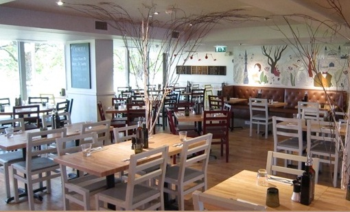 Reserve a table at Zizzi - Cambridge