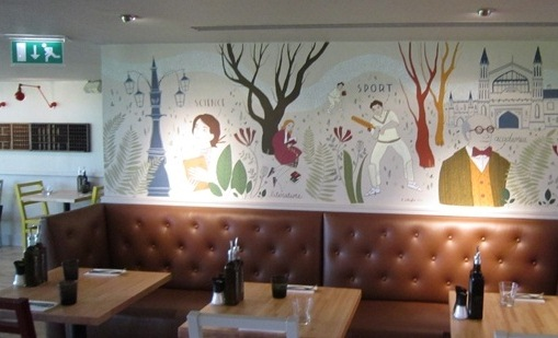 Zizzi - Cambridge - Cambridge