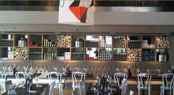 Zizzi - Canary Wharf - London