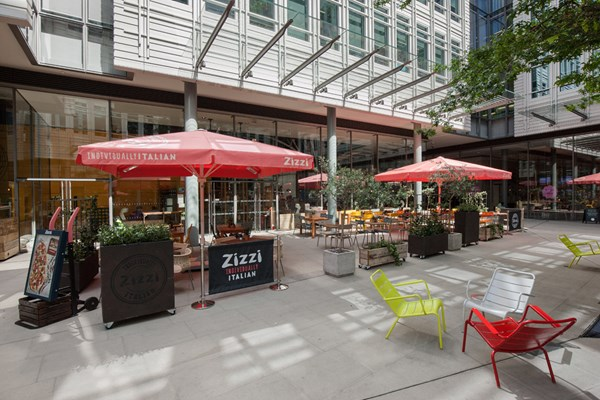 Zizzi - Central St Giles - London