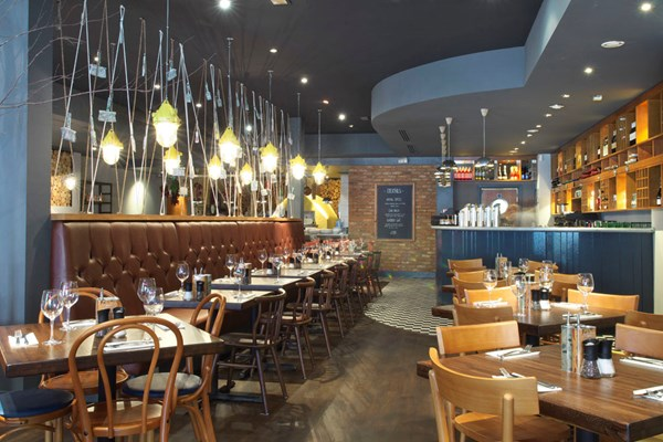 Zizzi charlotte street london book a table online - Book a restaurant table online ...