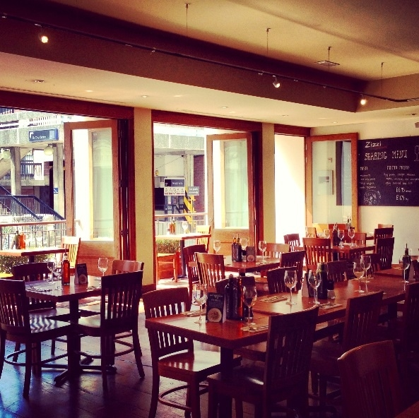 Reserve a table at Zizzi - Chester
