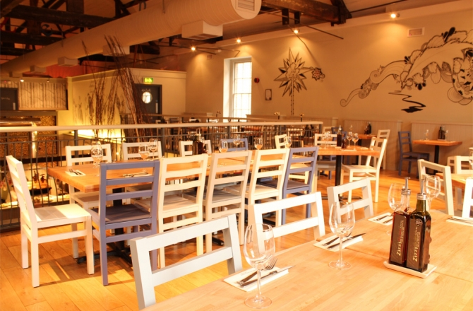 Zizzi - Chichester - West Sussex