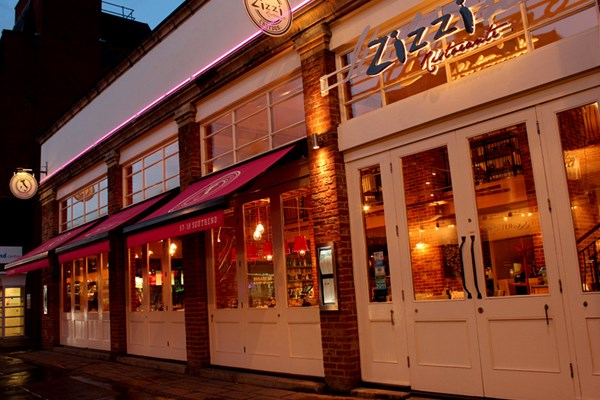 Zizzi - Croydon - Yttre London