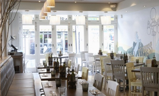Reserve a table at Zizzi - Earls Court Road