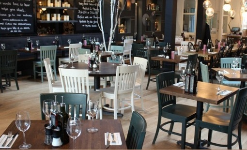 Reserve a table at Zizzi - Exeter