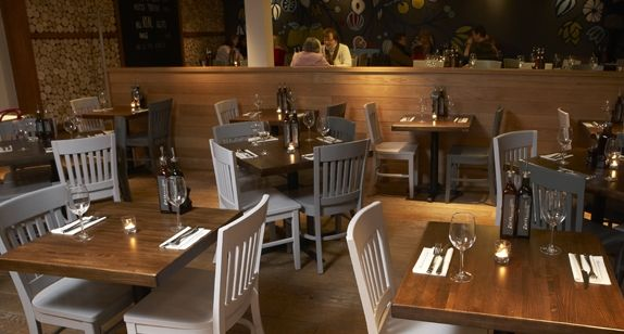 Reserve a table at Zizzi - Finchley