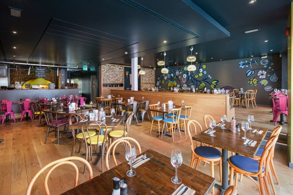 Zizzi - Finchley - London