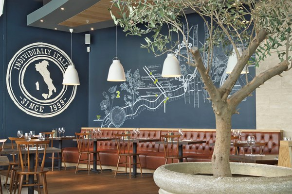 Zizzi - Finchley Road O2 Centre - London