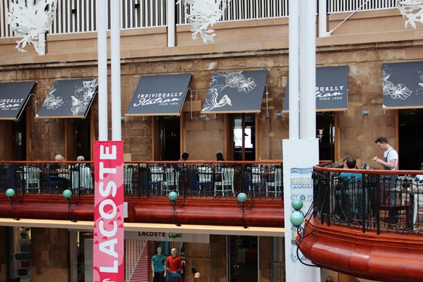 Zizzi - Glasgow Princes Square - Glasgow