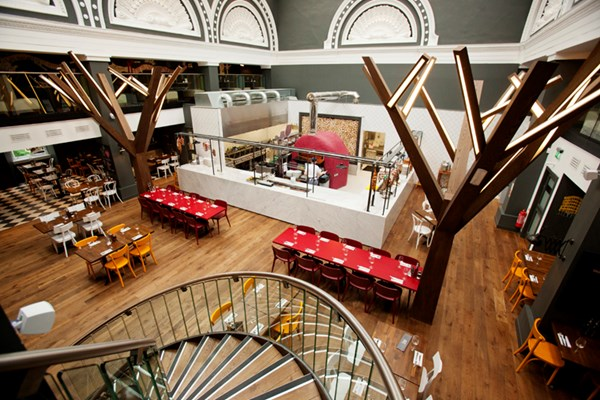 Zizzi - Glasgow Royal Exchange - Glasgow
