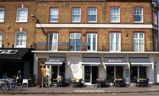 Reserve a table at Zizzi - Hampton Court