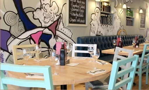 Reserve a table at Zizzi - Hitchin