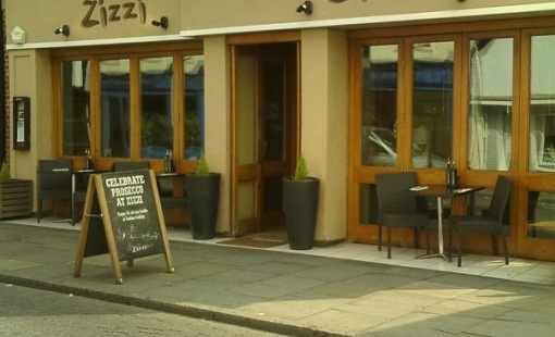 Reserve a table at Zizzi - Ipswich