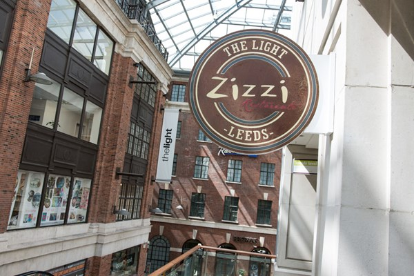 Zizzi - Leeds the Light - West Yorkshire