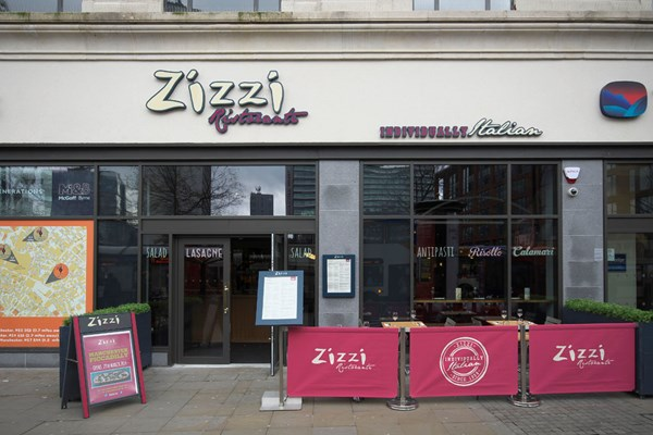 Zizzi - Manchester Piccadilly - Manchester