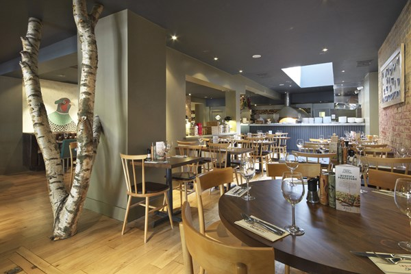 Zizzi - Market Harborough - Leicestershire