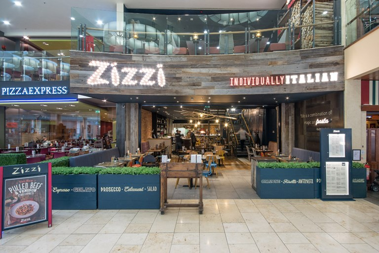 zizzi metro centre newcastle book a table online. Black Bedroom Furniture Sets. Home Design Ideas