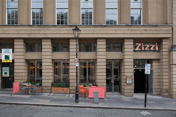 Zizzi - Newcastle - Tyne & Wear