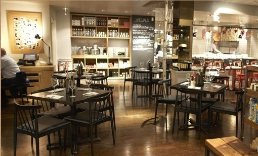 Reserve a table at Zizzi - Notting Hill Gate
