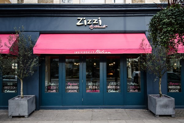 Zizzi - Notting Hill Gate - London