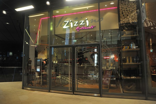 Zizzi - One New Change - London