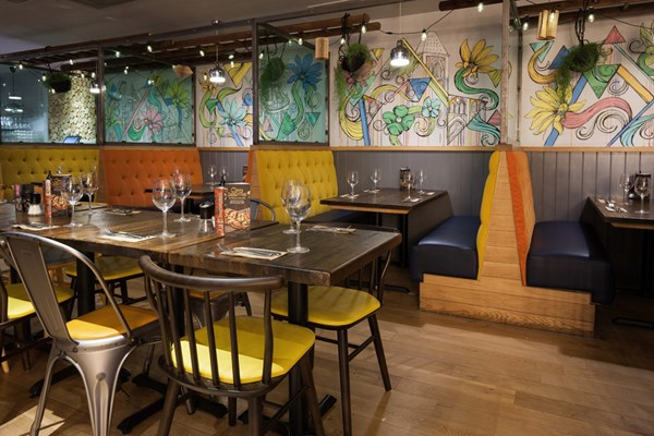 Zizzi - Oxford - Oxfordshire