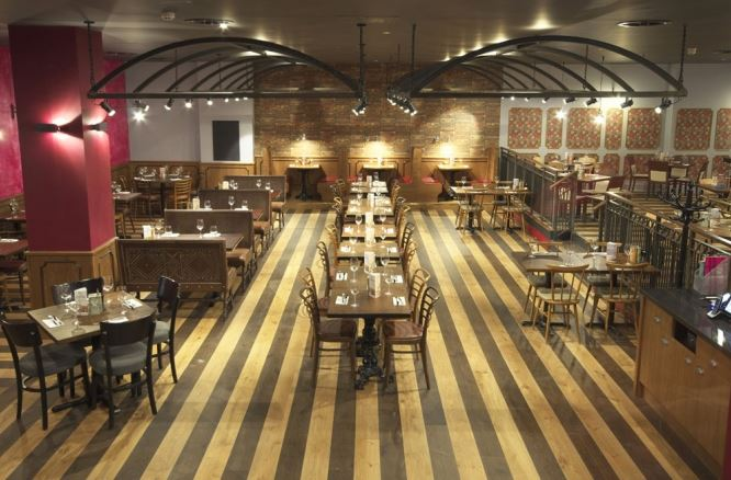 Reserva en Zizzi - Manchester Piccadilly