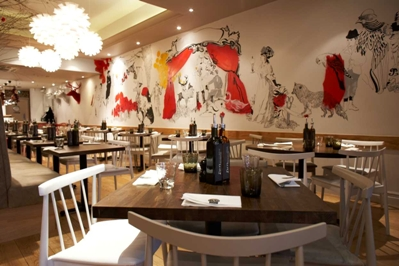Reserve a table at Zizzi - Edinburgh Queensferry