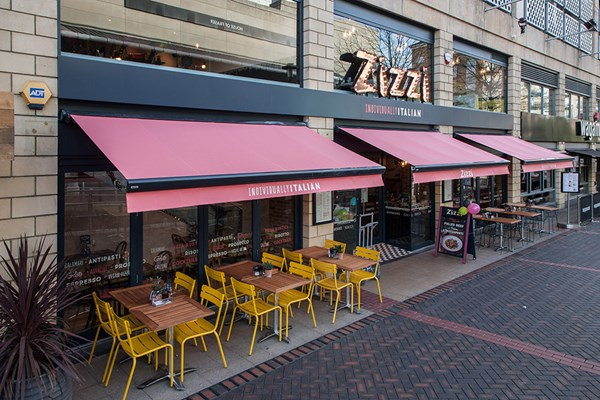 Zizzi - Reading Oracle - Reading