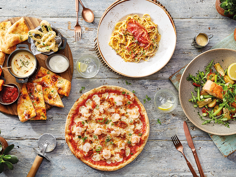 Zizzi - Resorts World - Birmingham
