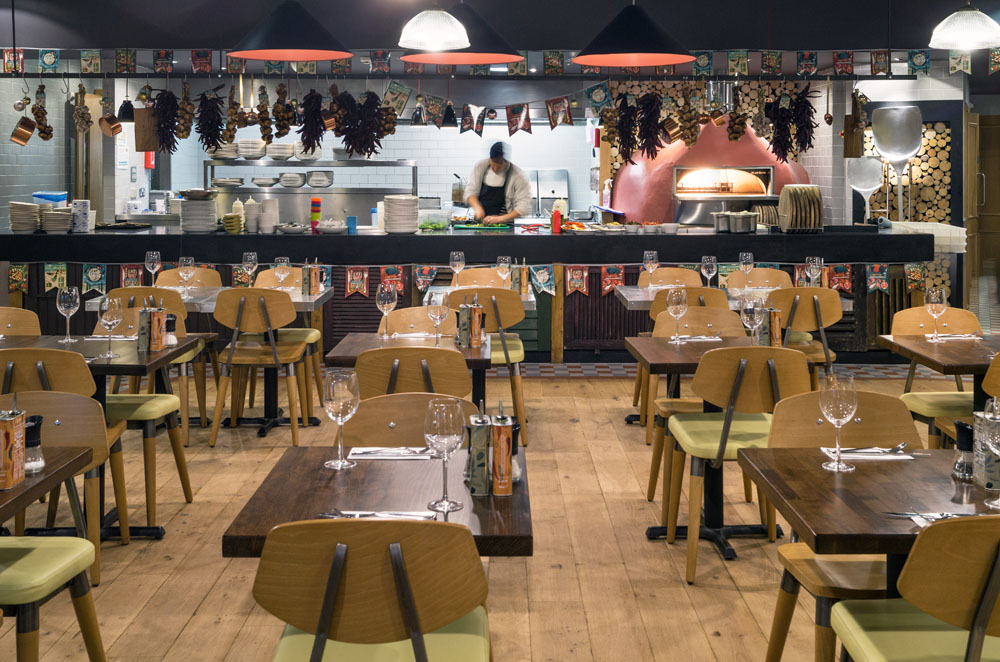 Zizzi - Sheffield Meadowhall - Sheffield