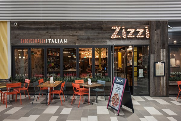 Zizzi - Sheffield The Light - South Yorkshire