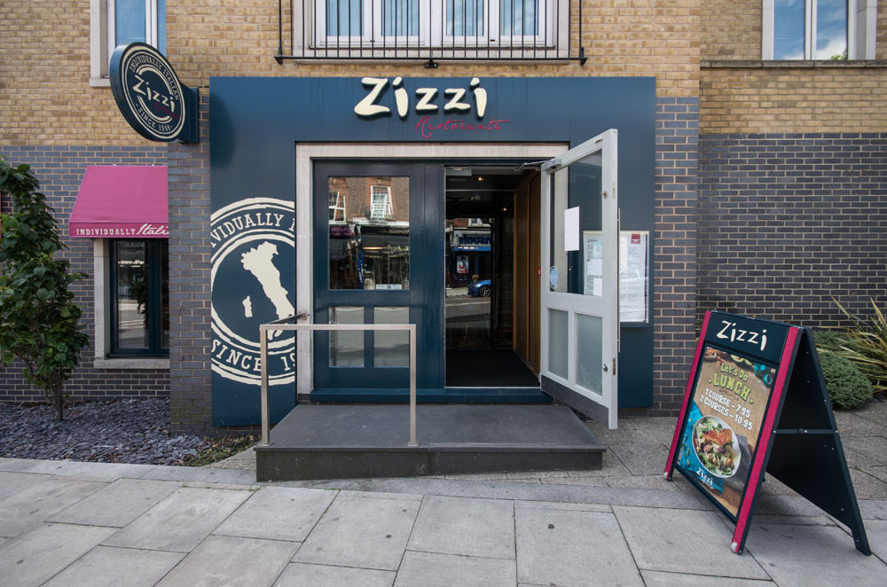 Zizzi - South Woodford - London