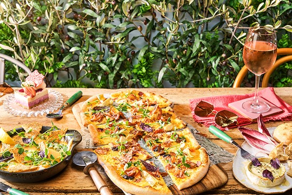 Zizzi - St Katharine Docks - London
