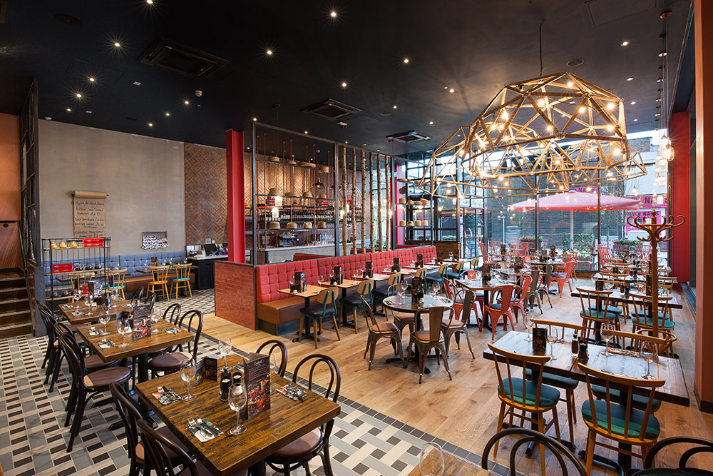 Zizzi - Stockport - Greater Manchester