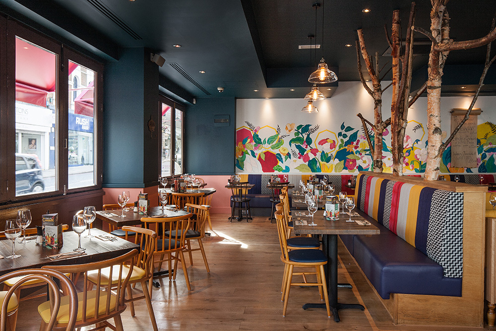 Zizzi - Sutton - Greater London