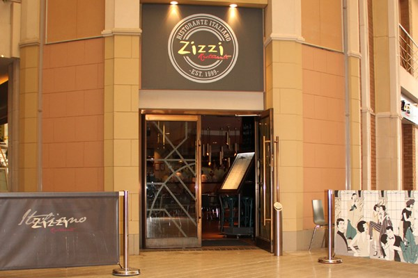 Zizzi - The O2 - London