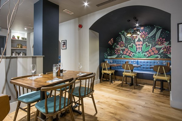Zizzi - The Strand - London