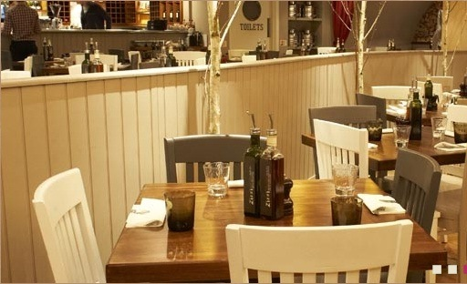 Reserve a table at Zizzi - The Strand