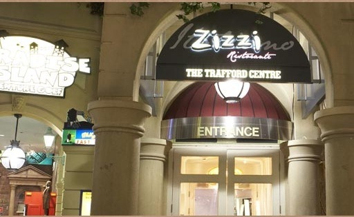 Zizzi - The Trafford Centre - Manchester
